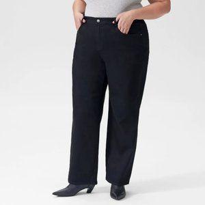 Universal Thread Black Bae Boyfriend Jeans